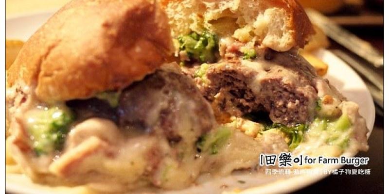 【台中散策食記】田樂│for Farm Burger‧二訪:午茶‧漢堡‧閒聊趣‧巷弄老宅