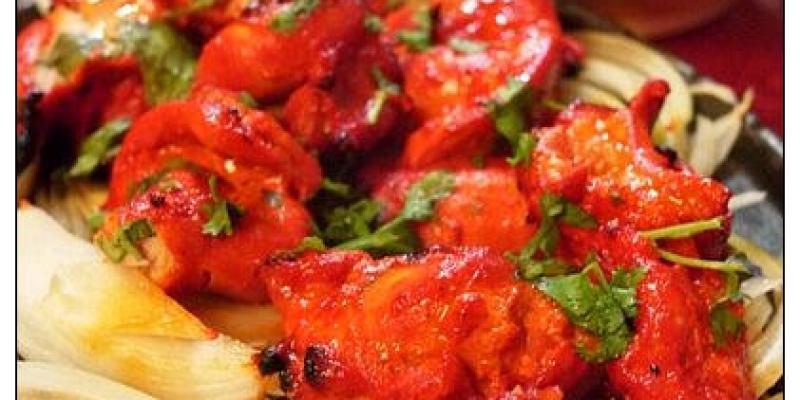 【台中散策食記】小西藏館‧印度藏族料理:扎西德列~豐富香料人氣東方料理