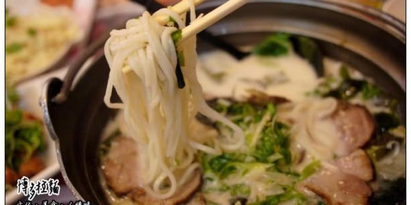 【台北慢步食記】博多拉麵:用人情味煮的溫暖拉麵