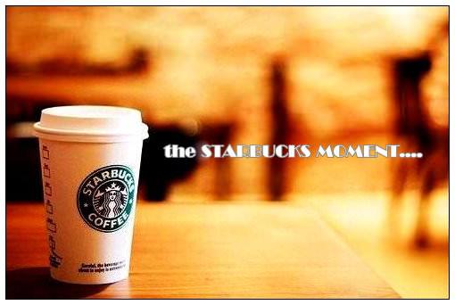 【哪裡都好吃】TEA TIME:STARBUCKS MOMENT