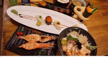 桃園美食►晴海食事所。平價日式料理/生魚片/串燒/手捲/烤物