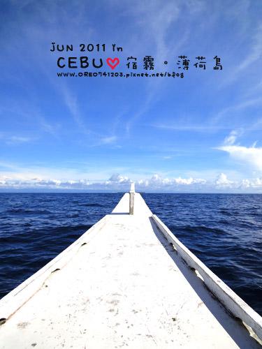 菲律賓宿霧。薄荷島。渡假天堂薄荷島行程~出海尋找海豚+浮潛+海釣之旅