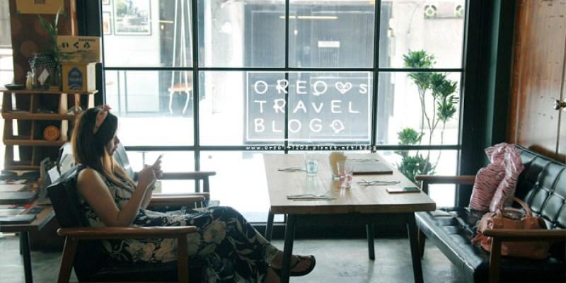 【食記】師大早午餐~點點食堂。適合拍照的師大商圈美式餐廳~
