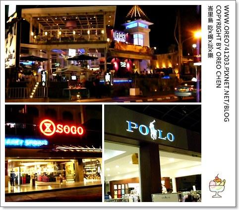 【OREO的旅行日記。峇里島吃x喝x玩x樂】KUTA洋人街好逛好買全紀錄