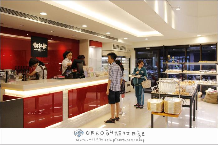 板橋江子翠-可以坐著喝咖啡的麵包店-麵包• 歌Bread Song Bakery - OREO的旅行日記