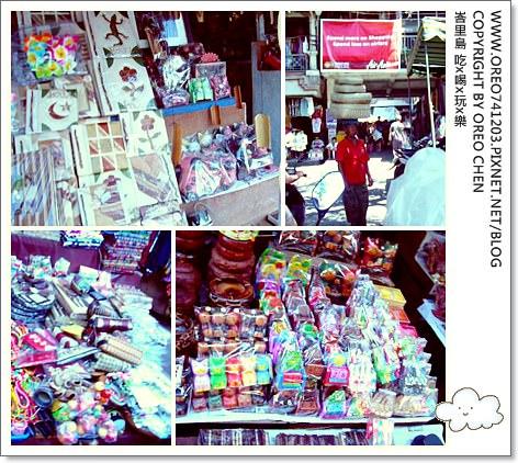 【峇里島吃x喝x玩x樂】峇里島有什麼可以買? →烏布市集血拚紀念品集