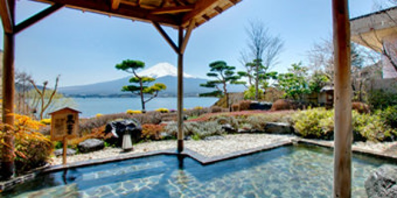 10間看的到富士山的河口湖住宿總整理~邊泡溫泉邊賞富士山啊~
