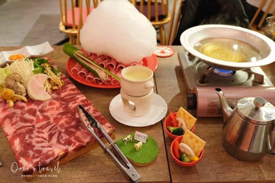 東京美食推薦 秋葉原棉花糖羊肉涮涮鍋吃到飽~めり乃 MERINO~鮮甜羊肉&牛舌無限量供應