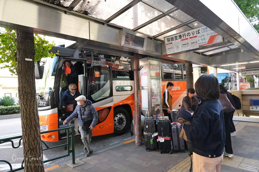 成田機場到東京市區交通│利木津巴士購票和搭乘地點~成田機場到新宿~適合帶長輩和小孩搭~