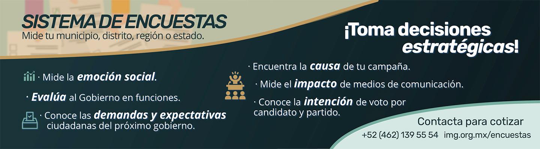 Sistema de Encuestas para Campañas Electorales México - Instituto Mejores Gobernantes