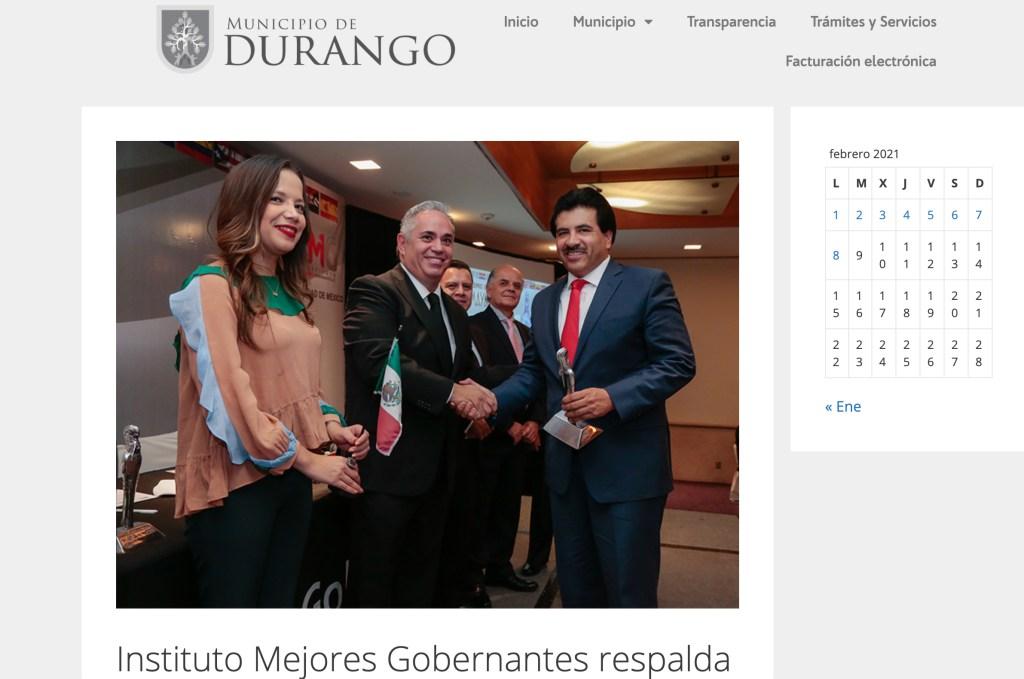 Instituto Mejores Gobernantes respalda a Dr. Enríquez como presidente de AMMAC