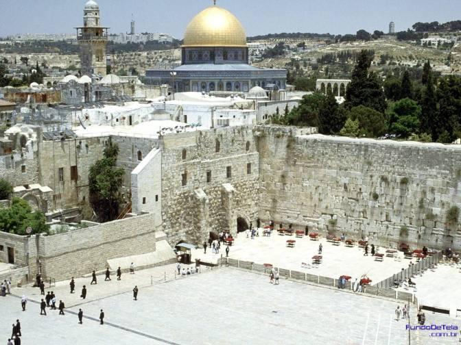 Viagem para Israel - muro das lamentações