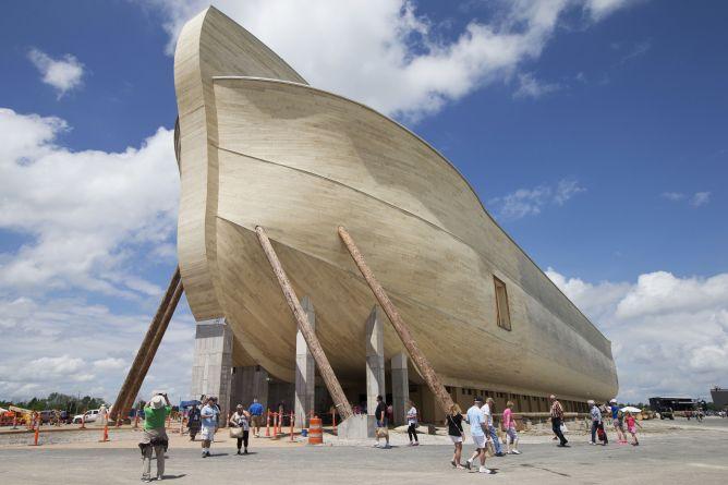 Excursão para Arca de Noé