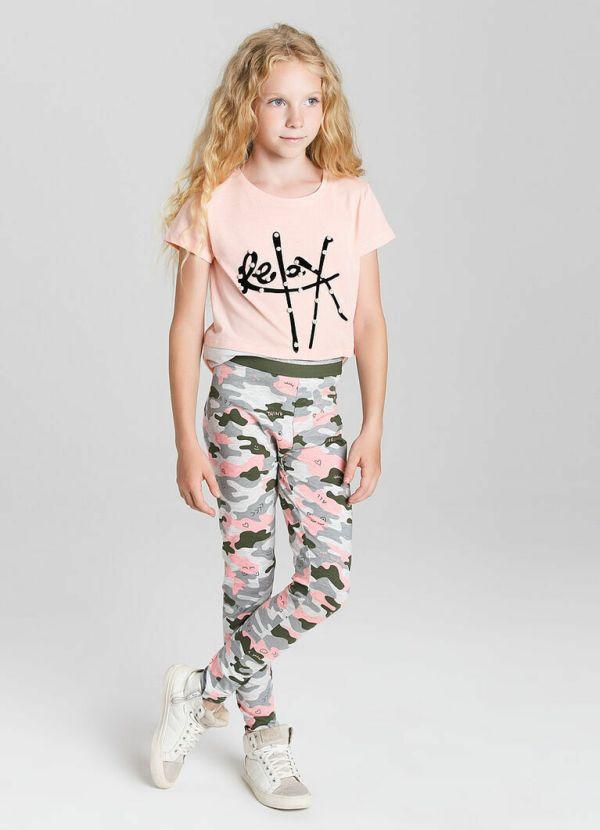 Трикотажные брюки для девочек (GL4V41-91) купить за 299 ...