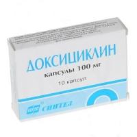 Доксициклин отзывы - Антибиотики - Сайт отзывов из России