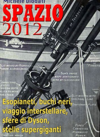 Spazio 2012, un libro di Michele Diodati. L'ebook a solo 1,99 €