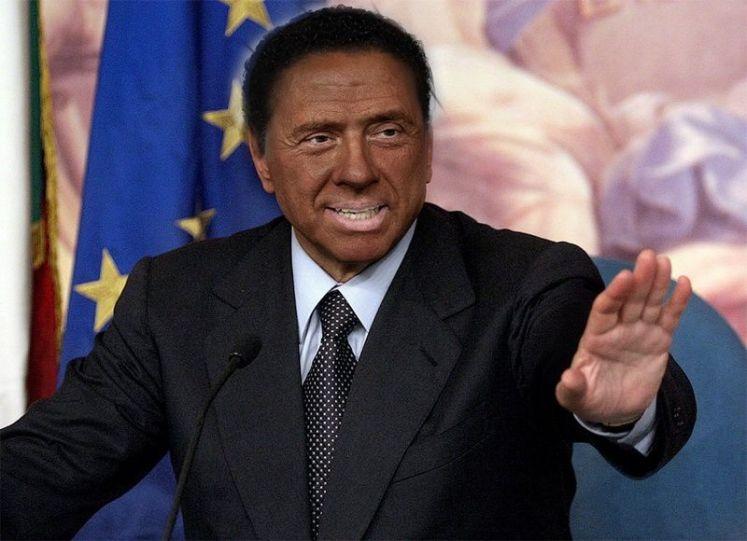 MEME -  Berlusconi tornerà diverso dal Kenya