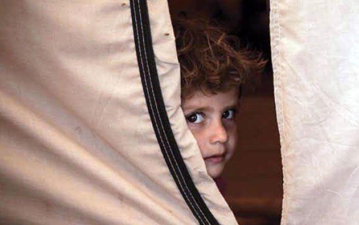 #SiriaIcare Non abbassare lo sguardo