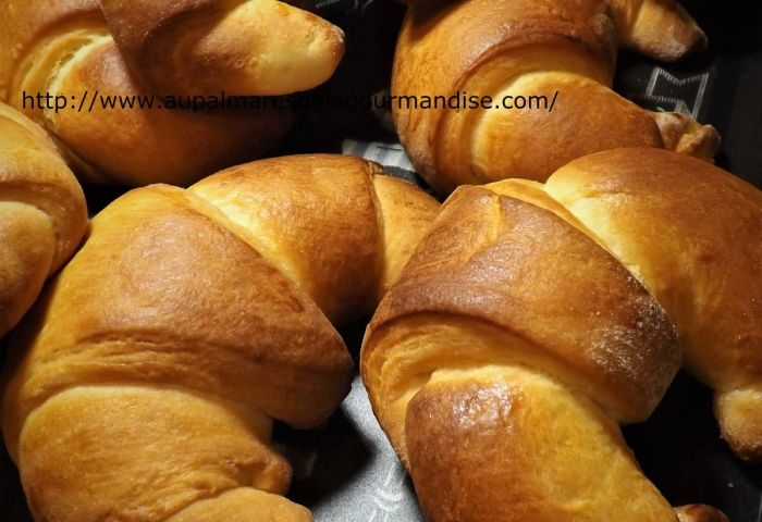 Katmer Pogaça Croissants Salés Ou Sucrés Turcs Pains Turcs Ig Bas