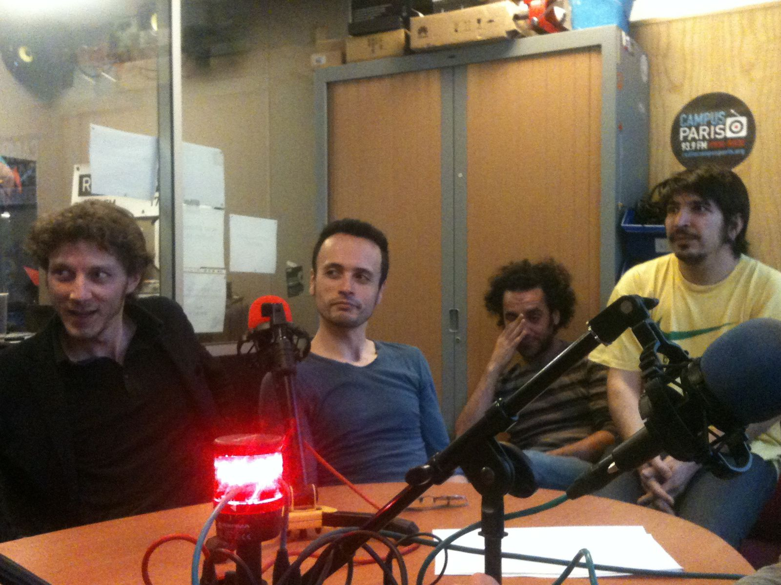 La der des Der : Paris Tout Nu (radio campus paris)