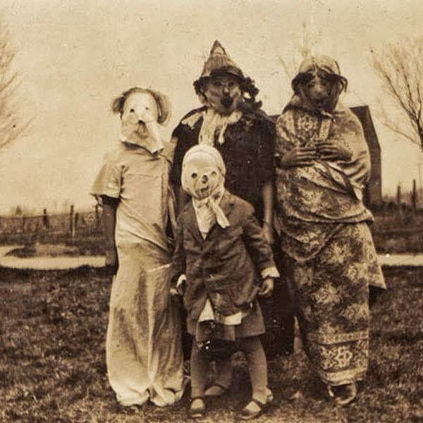 Halloweek #1 - Halloween, petite histoire d'une tradition qui a su se transformer pour perdurer