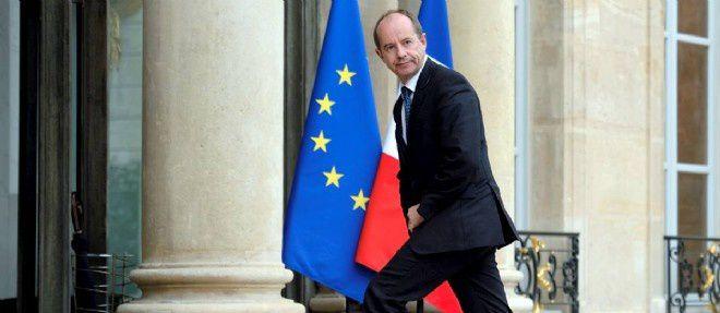 Le président de la commission des Lois à l'Assemblée, Jean-Jacques Urvoas, en octobre 2013. © AFP/ Martin Bureau