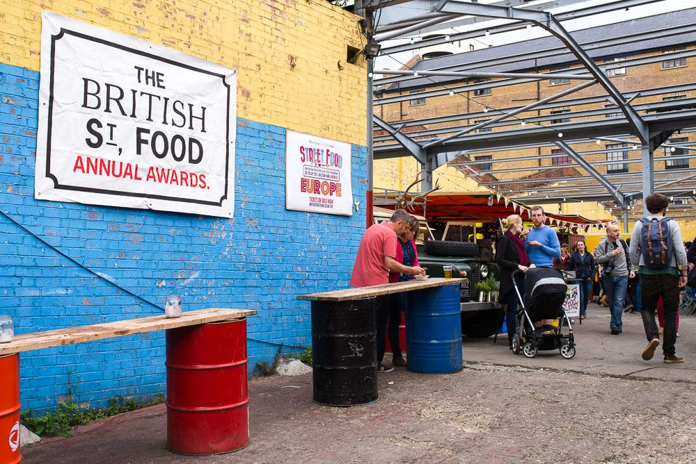 International Food Festival Stockholm
