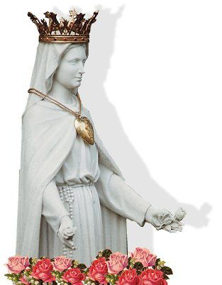 Résultats de recherche d'images pour «notre dame des roses»