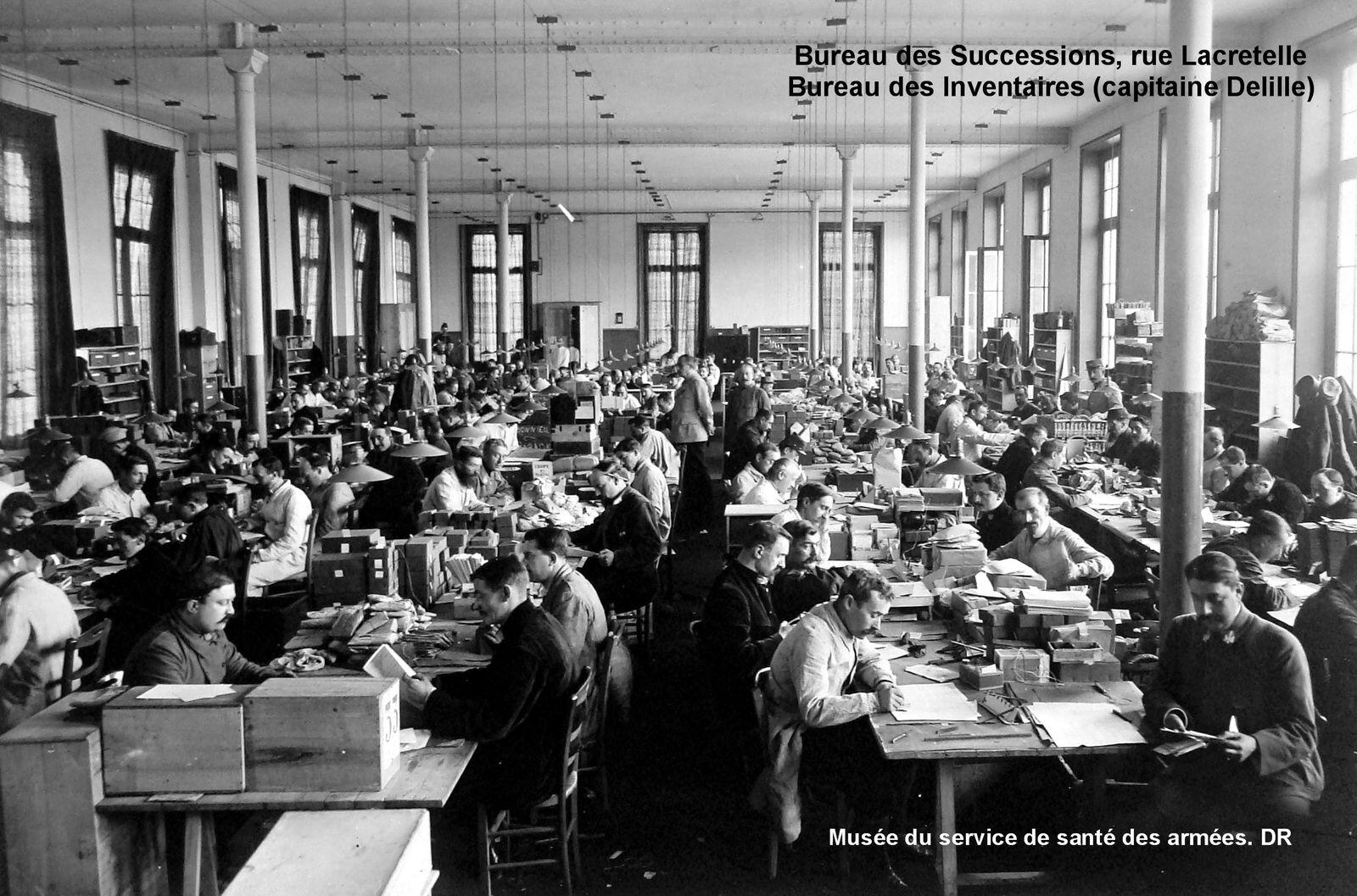historique de la conservation des archives hospitalieres militaires 14 18 statistique medicale de la guerre 14 18 bureaux d archives des hopitaux fermes
