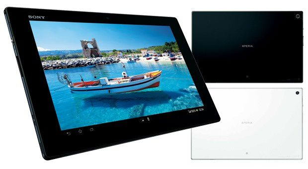 Xperia Tablet Z : la tablette sexy par Sony [DesignWars]