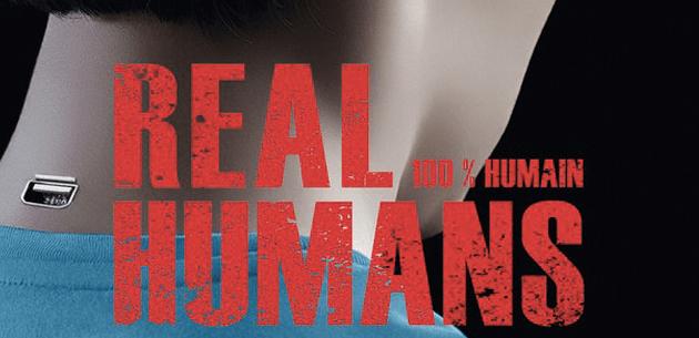 Real Humans : Asimov 2013 [serieTV]
