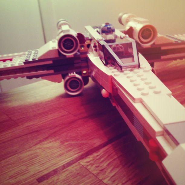 Ma première fois [LegoStarWars]