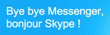 MSN c'est fini [Timelapse]