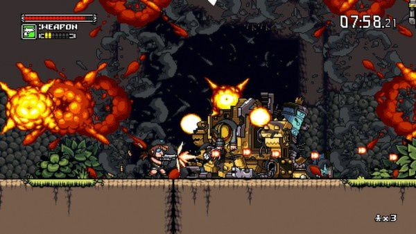 Mercenary Kings : pas si oldschool que ça [indieGame]