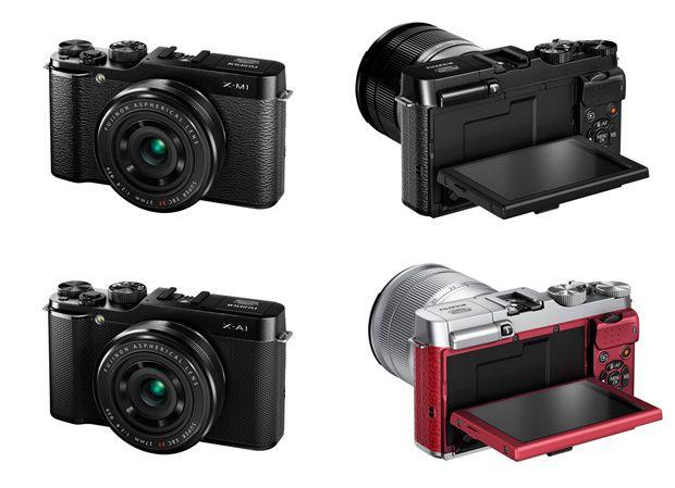 Gagner des Fujifilm X-M1/ X-A1 [photos]
