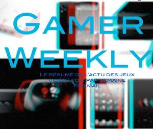 Gamer Weekly : le mail hebdomadaire de l'actu des jeux vidéo [projet]