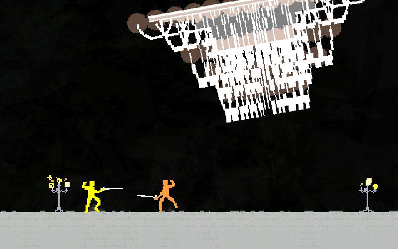 Nidhogg : des épées et des pixels [handsOn]