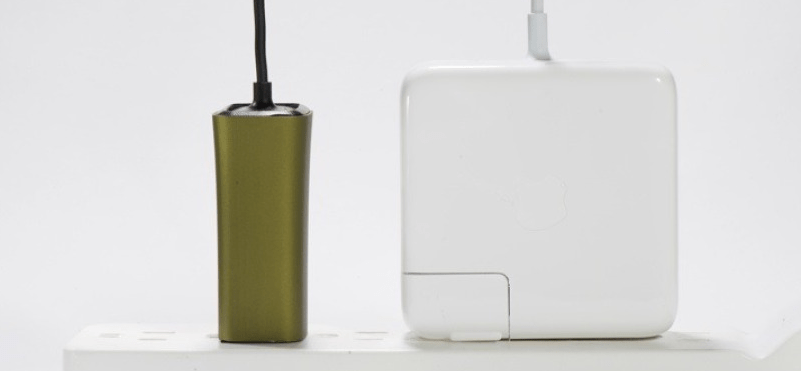 FINsix : brancher son laptop avec style [CES2014]