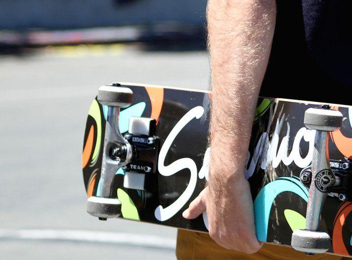 Syrmo : le skateboard connecté [datasurf]