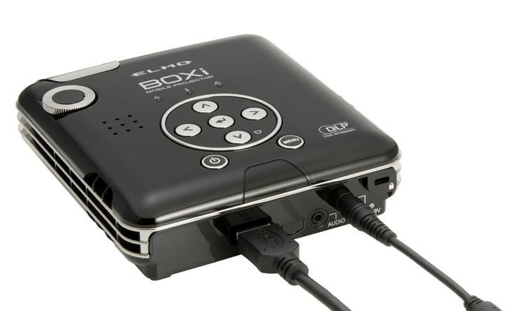 BOXi T-350 Projecteur Mobile [Test]