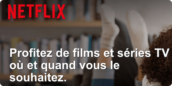 Netflix pour la France [screens]