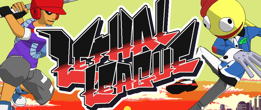 Lethal League : pong 2014 [TryUrFriendship]