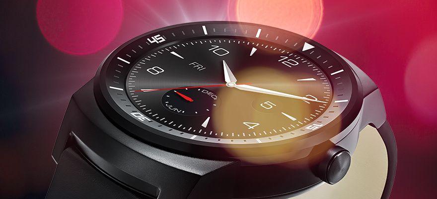 LG G Watch R : alors tous avec des montres connectées ? [android wear]