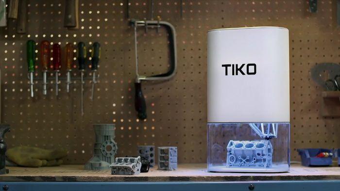 Tiko : le vrai début de la démocratisation des imprimantes 3D ? [crowdwinning]