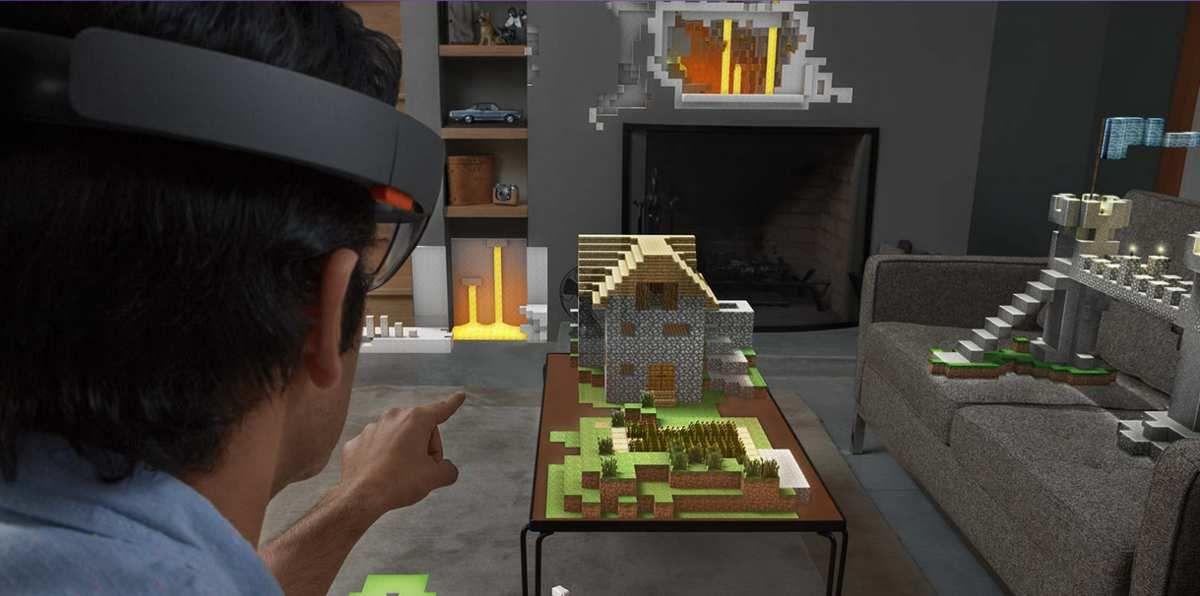 Hololens : le vrai futur de l'IHM ? [Build]