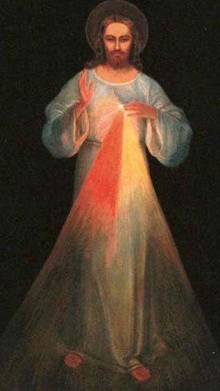 5 octobre - Fête de sainte Faustine Kowalska, apôtre de la Miséricorde