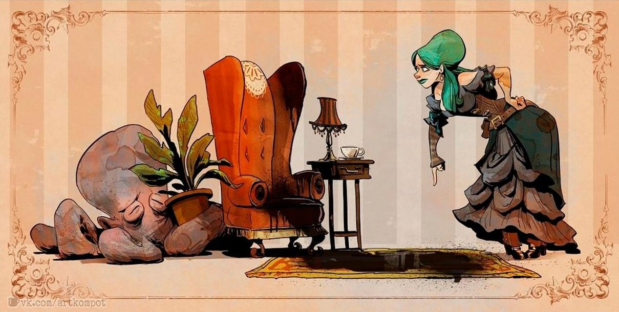 [Chronique] Walking your octopus, de Brian Kesinger