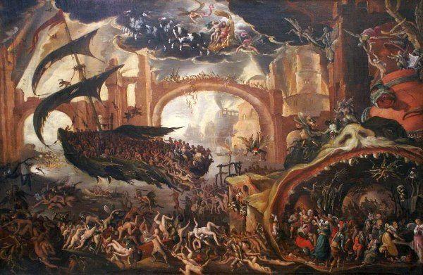 [Chronique Horreur] Les évangiles écarlates, de Clive Barker