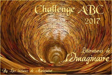 [Challenge 2017] ABC de l'imaginaire 2017