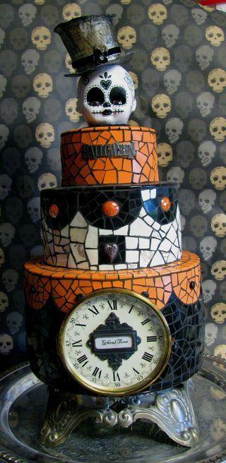 Gâteaux d'Halloween...